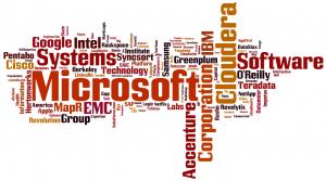 Microsoft dominates