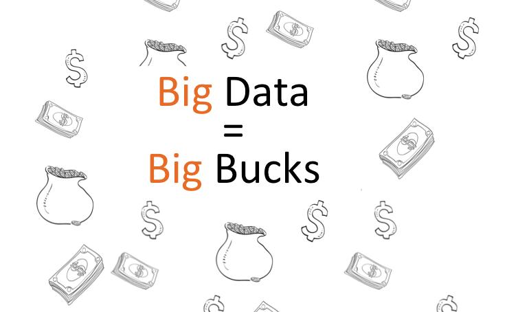 Big Data equals Big Salary